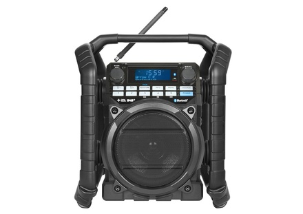 PerfectPro radio teamplayer black edition